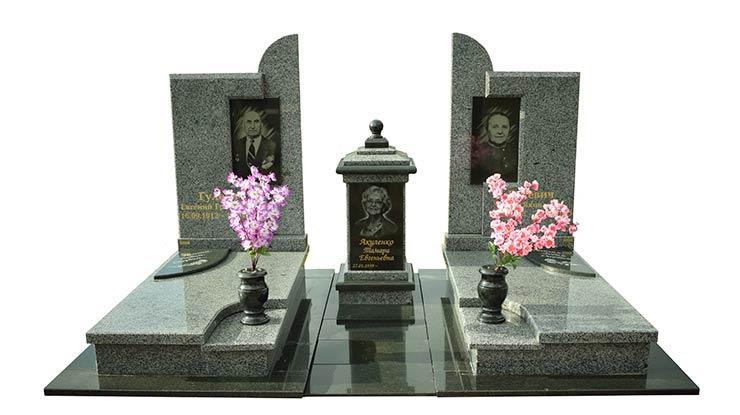 Бюджетные памятники из гранита: преимущества и эксклюзивные дополнения